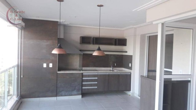 Apartamento com 4 dormitórios para alugar, 245 m² por R$ 6.500,00/mês - Jardim das Colinas - Foto 16
