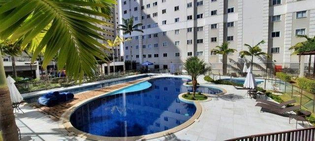 Long Beach: Apartamento planejado, nascente, com vista para o Parque do Cortado