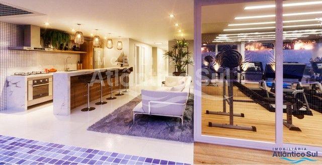 Apartamento 02 e 03 quartos sendo 01 suíte - Brilho dos Navegantes - Foto 3
