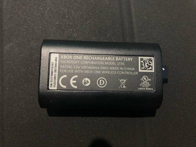 Bateria recarregável original XBOX ONE ou XBOX SERIES - Foto 4