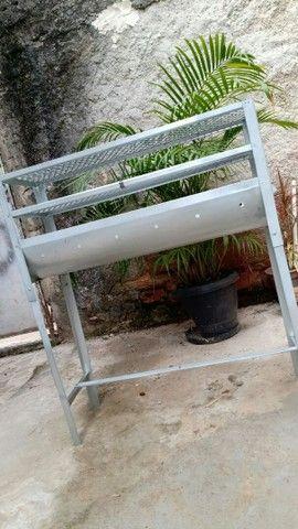 Churrasqueira Galvanizada grande - Foto 4