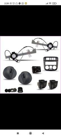 Kit De Vidro Eletrico Gol G4 Completo 4 Portas 2006 A 2014<br><br> - Foto 3