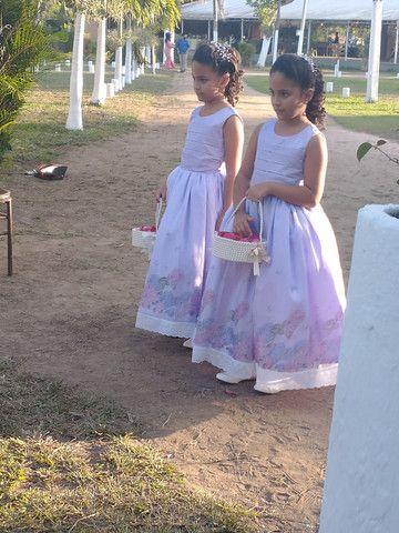 Vestidos de daminhas - Foto 5