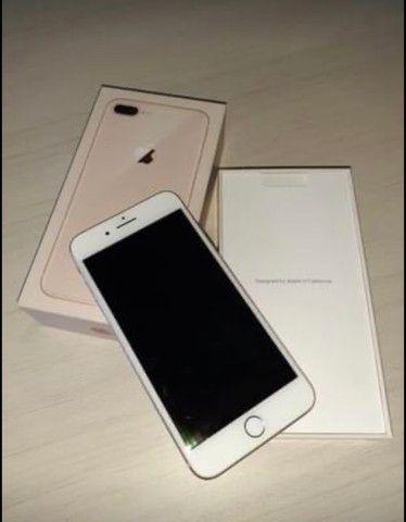 iPhone 8 Plus Rosê Gold 64g - Foto 3
