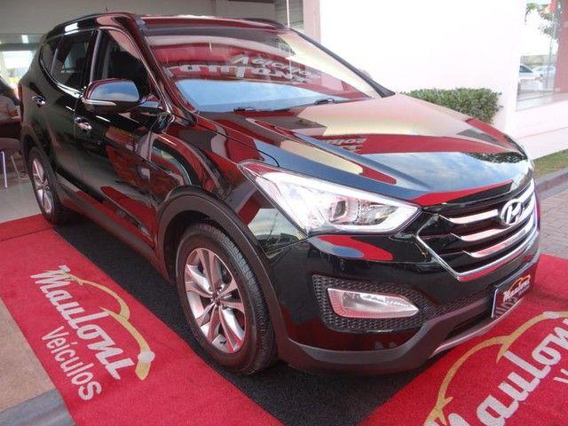 HYUNDAI SANTA FE 3.3 MPFI 4X4 V6 270CV GASOLINA 4P AUTOMATICO - Foto 10