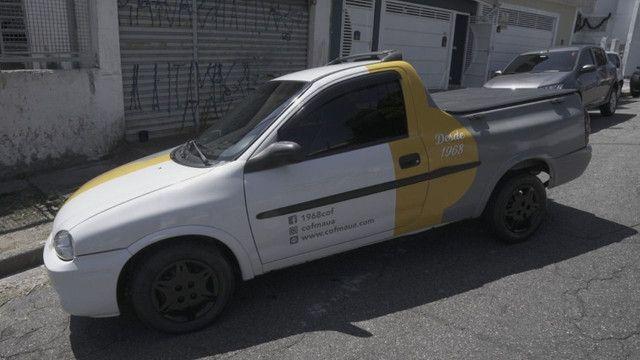 Pick up corsa 2002 aceito troca