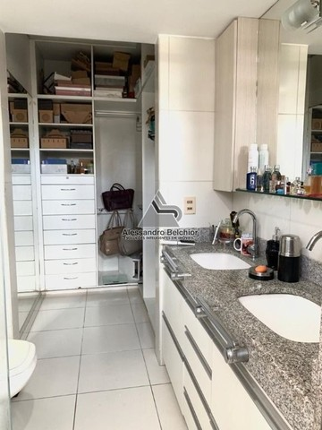 Apartamento com 3 dormitórios à venda, 158 m² por R$ 850.000,00 - Aldeota - Fortaleza/CE - Foto 15