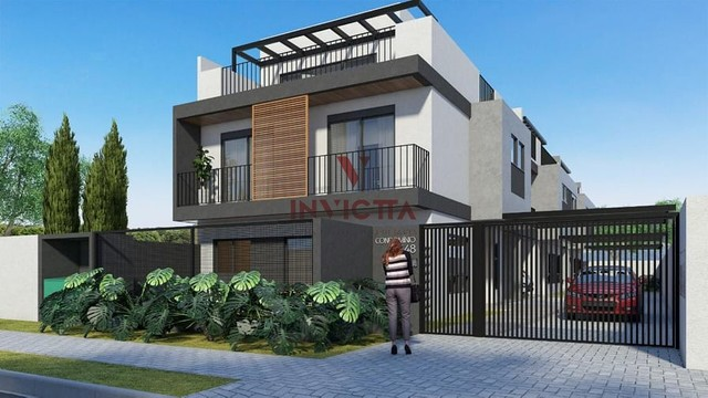 SOBRADO RESIDENCIAL com 3 dormitórios à venda com 177m² por R$ 850.000,00 no bairro Santa  - Foto 4