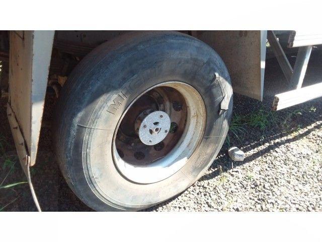 MB1718 caminhão no chassi 2011 - Foto 11