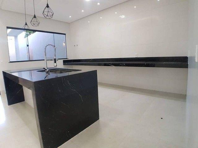 Casa para venda tem 214 metros quadrados com 4 quartos em Bandeirante - Caldas Novas - GO - Foto 12