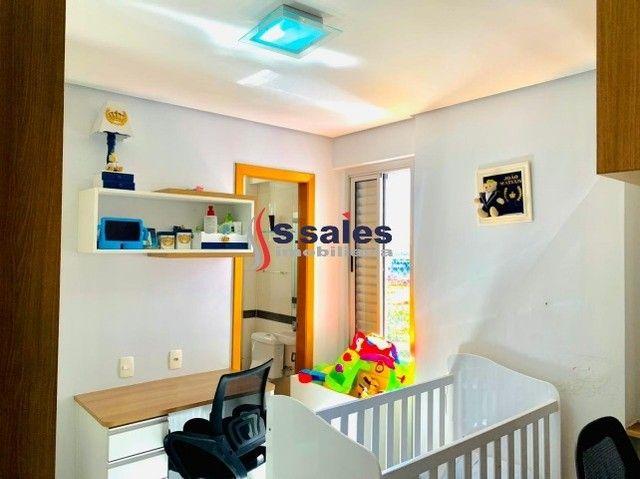 Destaque!! Belíssimo Apartamento em Águas Claras - 3 quartos - Lazer Completo - Foto 12