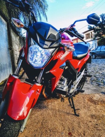 Honda CBX 250 Twister  - Foto 2