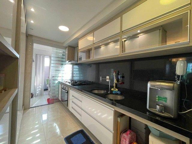 AB346 - Apartamento com 03 quartos/ fino acabamento/ 02 vagas - Foto 4