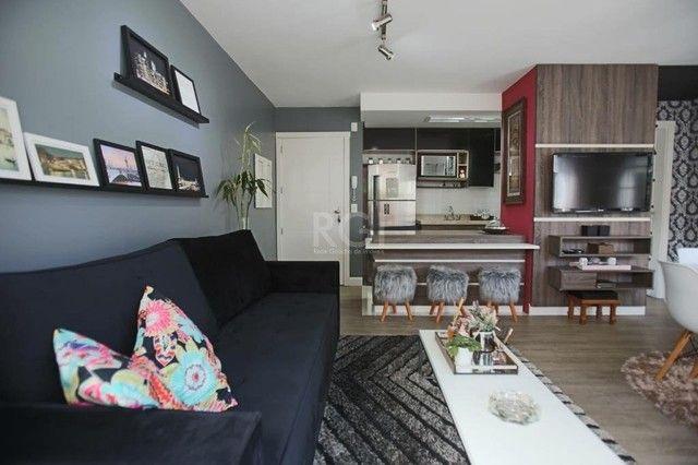 Apartamento à venda com 1 dormitórios em Rio branco, Porto alegre cod:SC13172 - Foto 5