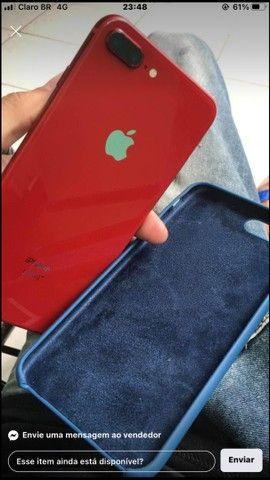 Celular IPhone 8 Plus bem conservado  - Foto 2