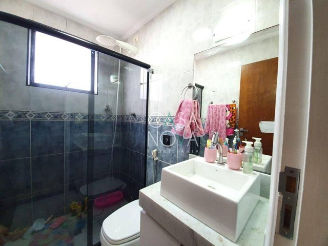 Apartamento com 2 dormitórios à venda, 90 m² por R$ 500.000,00 - Boqueirão - Santos/SP - Foto 14