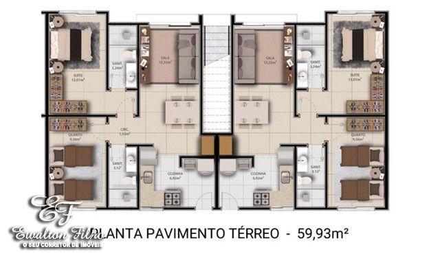 Apartamento 2 Quartos 1 Suíte 1 vaga - Foto 4