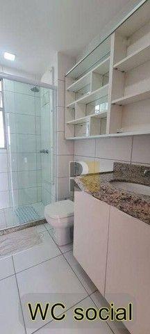 Apartamento com 3 dormitórios à venda, 100 m² - Pedro Gondim - João Pessoa/PB - Foto 12