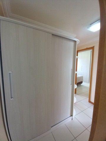 Apto 3 quartos, Aleixo, Alto, Semi Mobiliado  - Foto 12