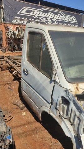 Mercedes Sprinter 2003 311 CDI Revisado Para Retirada - Foto 7