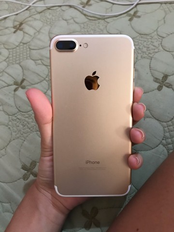 iPhone 7plus gold  - Foto 3