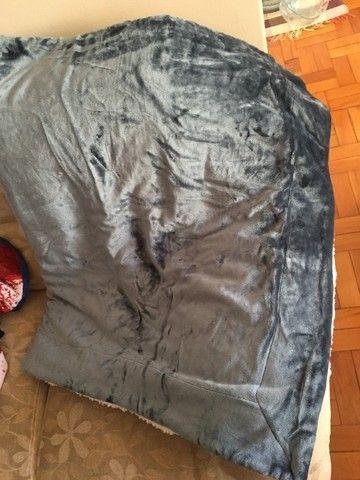 Cobertores tamanho solteirão - Foto 4