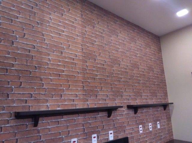 Colocação de Papel de parede e piso  laminado e vinílico  - Foto 6