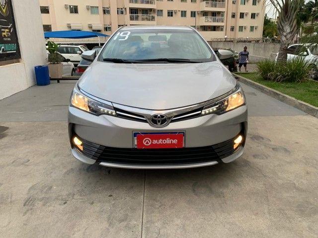 Corolla Xei Aut 2019 Ent 24 Mil + Parc de 1.916,56 - Foto 2
