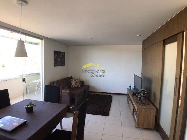Apartamento à venda, 3 quartos, 1 suíte, 2 vagas, Buritis - Belo Horizonte/MG - Foto 5