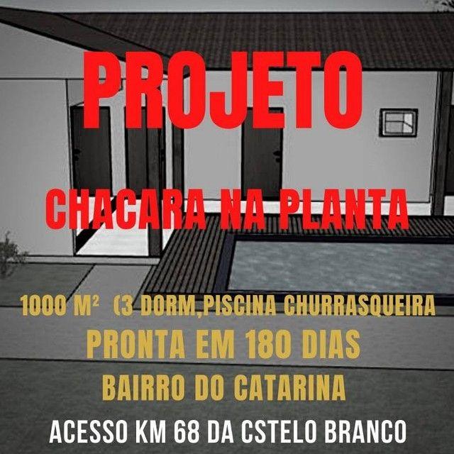 Fazenda/Sítio/Chácara para venda com 1000 metros quadrados com 2 quartos
