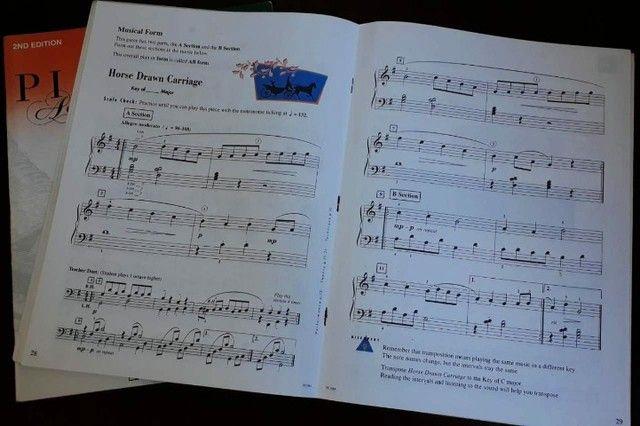 Piano Adventures - 2 Livros - Level 2B - Foto 2