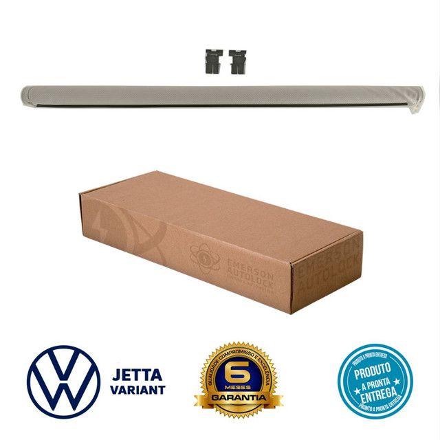 Cortina toldo persiana do teto solar VW Jetta Variant instalada - Foto 4