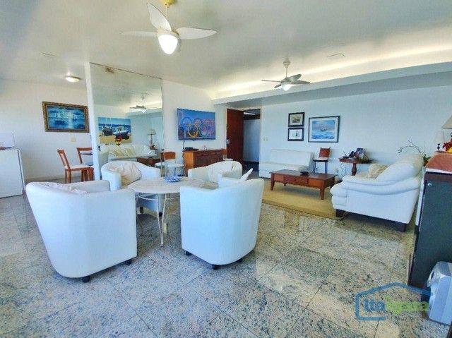 Apartamento com 4 dormitórios à venda, 189 m² por R$ 1.500.000,00 - Ondina - Salvador/BA - Foto 15