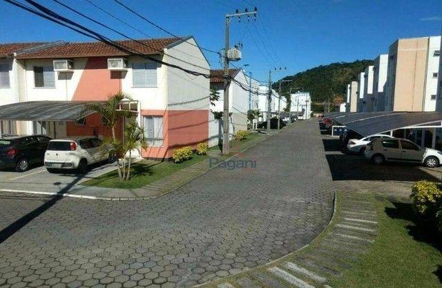 Apartamento com 2 dormitórios à venda, 54 m² por R$ 130.000,00 - Sertão do Maruim - São Jo - Foto 10