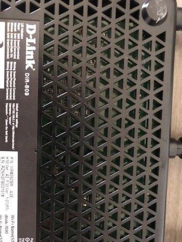 Roteador D-Link AC 750Mbps Dual Band - Foto 2