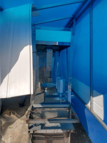 Vendo carrinho completo para churros - Foto 3