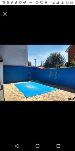 Lona de proteção para piscina!