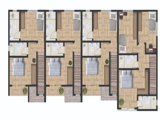 Casa em Nova Palhoça, Palhoça/SC de 135m² 3 quartos à venda por R$ 300.000,00 - Foto 3