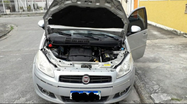 Fiat IDEA Essence DUALOGIC AUTOMATICO 2011/2012 - Foto 5