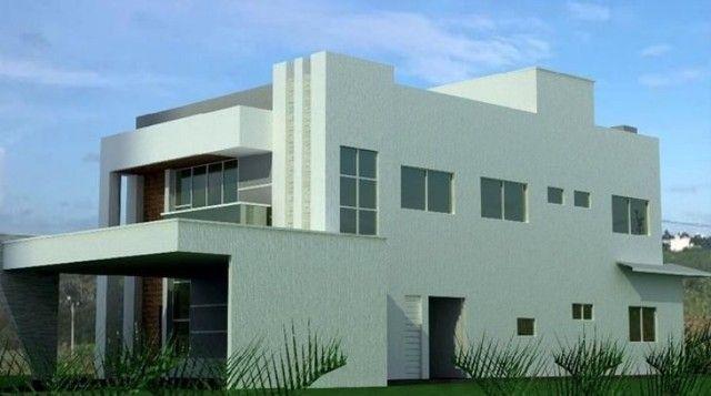Casa no melhor da cidade alpha, Terras 1, 4 suítes pronta pra morar  #ce11 - Foto 10
