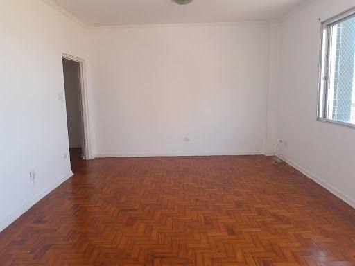Apartamento com 2 dormitórios para alugar, 118 m² por R$ 2.900,00 - José Menino - Santos/S - Foto 3