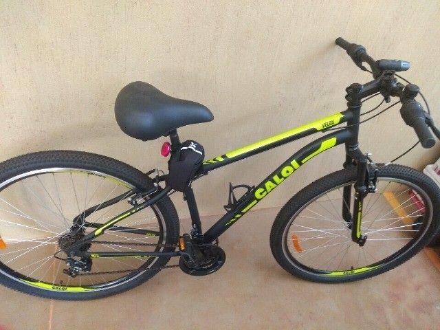 Bicicleta Caloi Aro 29 Velox