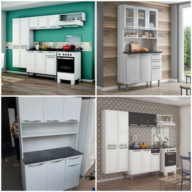 Armário de cozinha ferro Itatiaia novo na caixa vários modelos