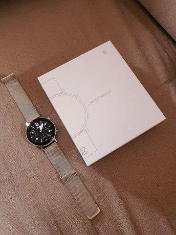 Smartwatch Lemfo SG3 Edição Branca