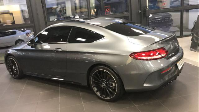 C43 COUPE AMG 2017