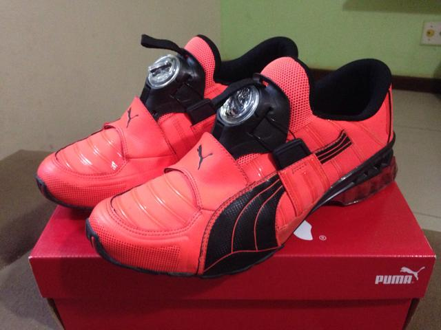 etiqueta do puma disc original