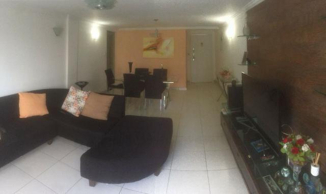 Apartamento em Casa forte proximo a praça com 130 mts 3 qts sendo uma suite