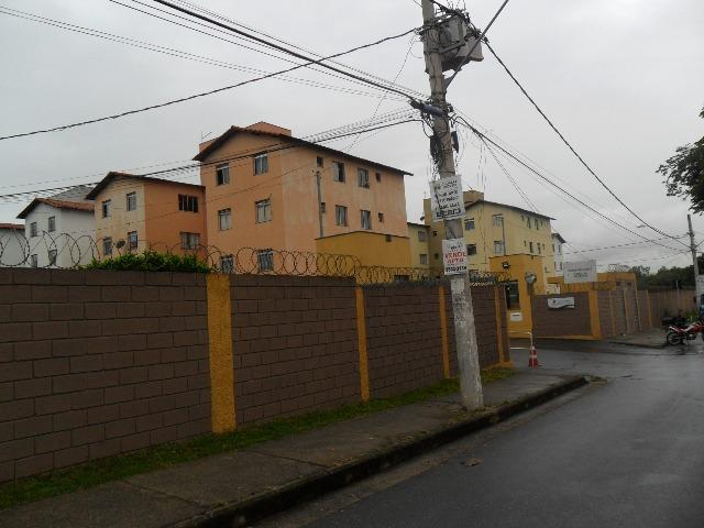 Apto 96 Mil Apto quitado no Betim Parque das industrias Rua Arthur Rabelo - R$ 96.000 - Foto 10