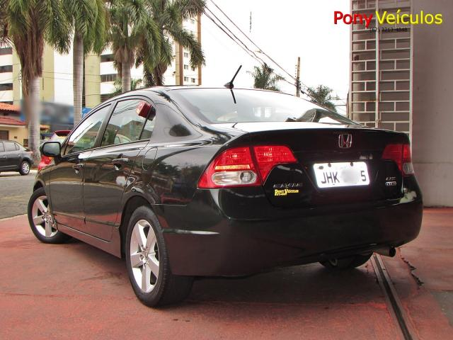 HONDA CIVIC 2006/2007 1.8 LXS 16V FLEX 4P MANUAL