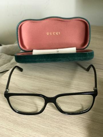 Óculos de grau original Gucci - Bijouterias, relógios e acessórios ... ad284fe631